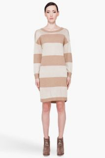 Haute Hippie Striped Sweater Dress for women