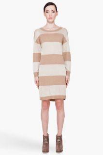 Haute Hippie Striped Sweater Dress for women