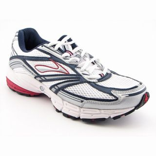 Brooks Mens Defyance 3 White Wide Running Shoes (Size 10