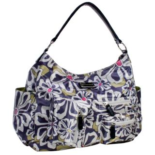 Amy Michelle Lotus Charcoal Floral Diaper Bag Today $99.95