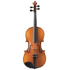 Becker 2000A Symphony Series Viola Outfit   15 Inches