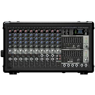 Behringer OPOWER PMP2000 Powered Mixer