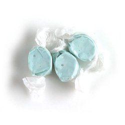 Light Blue Cotton Candy Salt Water Taffy 3LB Grocery