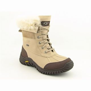 UGG Australia Boys Brown Butte Snow Boots