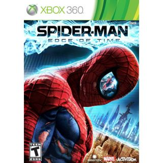 Xbox 360   Spider Man The Edge of Time (Pre Played)
