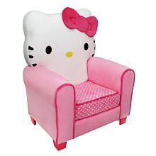 Sanrio Hello Kitty Icon Chair Baby