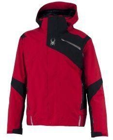Spyder Titan Mens Insulated Ski Jacket 2012 Sports