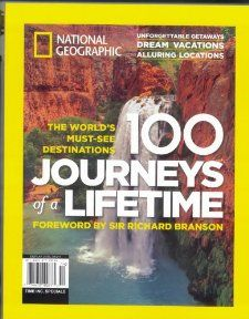 National Geographic 100  of a Lifetime National Geographic