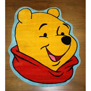 Disneys Winnie the Pooh Yellow Rug (33 x 311)