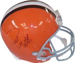 Paul Warfield Autographed/Hand Signed Cleveland Browns