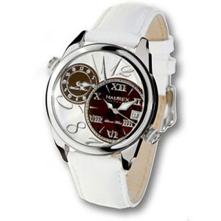 Haurex Italy Womens Big Fly Dual time Watch