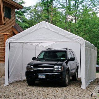 ShelterLogic 12 x 20  Feet Canopy Enclosure Kit, Fits 2