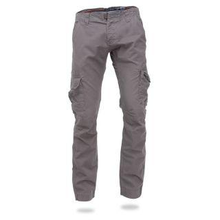FRESH BRAND Pantalon Homme Gris Gris   Achat / Vente PANTALON FRESH