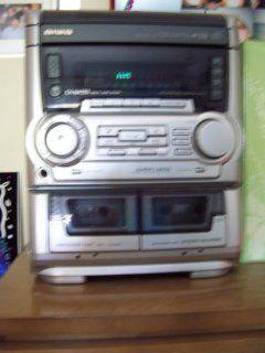 Aiwa CX NA222 Compact Stereo System Electronics