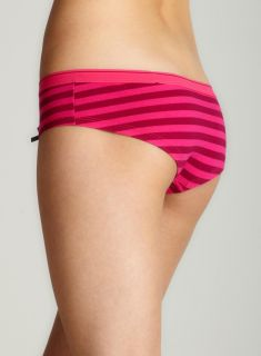 Jezebel Striped Cotton Hipster