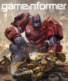 Game Informer Magazine Issue 223 (Transformers Fall of Cybertron