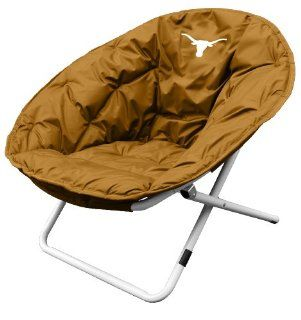 Texas Longhorns Sphere Chair Sports & Outdoors