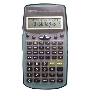 Datexx DS 700C 224 Function 2 Line Scientific Calculator