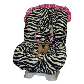 Baby Bella Maya Pink Zebra Toddler Car Seat Cover Baby