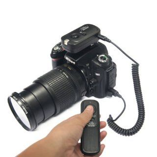 PIXEL RW 221/DC2 for Nikon D90 D3100 D5000 D7000 Wireless