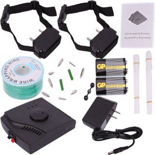 W 227 Electric Fencing Shock Collar System for Pet Dog Cat