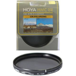 Hoya 72mm HMC Circular Polarizer Filter