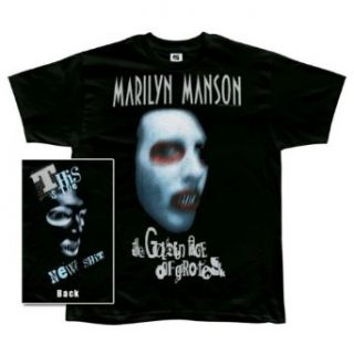 Marilyn Manson   Grotesk T Shirt   X Large Clothing