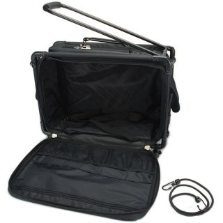 Tutto Small Black Machine On Wheels Case