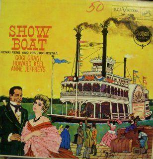 Show Boat: Gogi Grant, Howard Keel, Anne Jeffreys, Henri