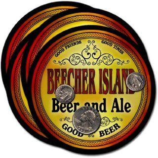 Beecher Island , CO Beer & Ale Coasters   4pk: Everything