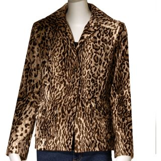 Austin Reed Womens Faux Fur Jacket