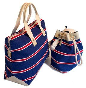 Floto Amalfi Tote and Sail Bag   luggage set, travel bag