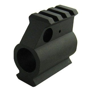 AR 15 .750 5.56/.223 Regular Profile Gas Block Top and