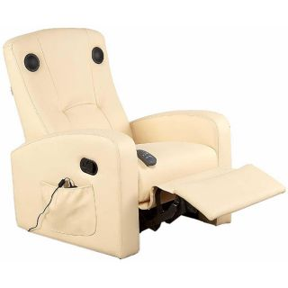 SounDome Wireless Audio Recliner Game Chair