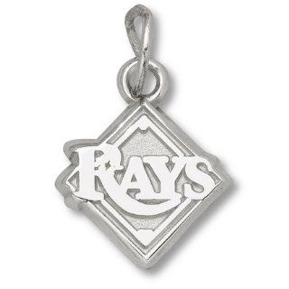 Tampa Bay Rays MLB Sterling Silver Charm Sports