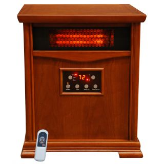 1800 Square Foot Cabinet Heater with Remote Today $141.75
