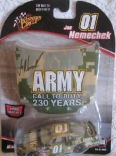 Joe Nemechek 230 Years of Army Winners Circle 1/64 Scale