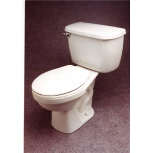 Jameco International Llc 1700B White China Toilet Bowl