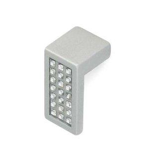 Siro Design 110 106 Belvedere 2013 39mm Knob In Mae Aluminum/Crysal