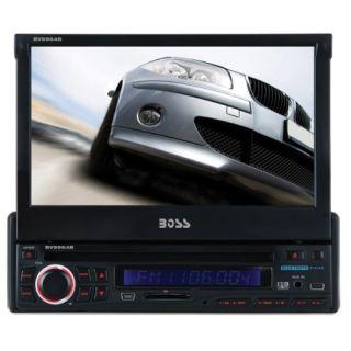 BV9964B Car DVD Player   7 LCD   340 W   Single DIN