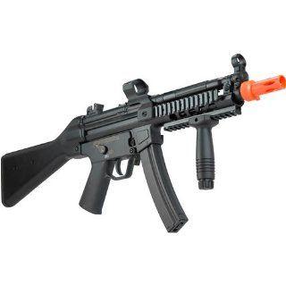 JG MP5A4 RAS Metal Electric Gun JG072 M5 MC: Sports