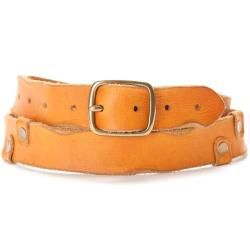 Linea Pelle Womens Vintage Leather Belt