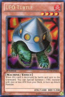 Yu Gi Oh   UFO Turtle (LCYW EN233)   Legendary Collection