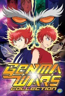 Genma Wars Collection: Artist Not Provided: Movies & TV