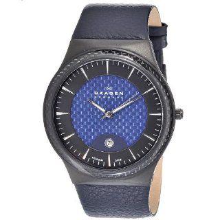 Skagen Mens 234XXLTBLN Japan Quartz Movement Watch: Watches: