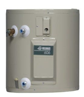 Reliance Water Heater Co. 6 6 Som S K Compact Electric Water Heater 6