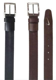 Nike Golf G Flex Modern Embossed Belt (colorBlack,Length