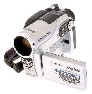 Hitachi DZ BX35A DVD Digital Camcorder (Refurbished)