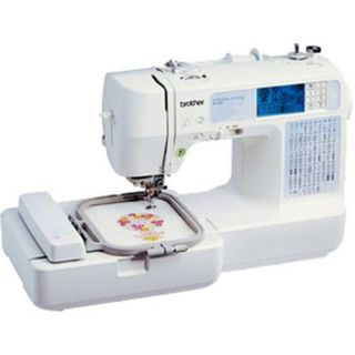 Brother SE 350 Embroidery/ Sewing Machine (Refurbished)