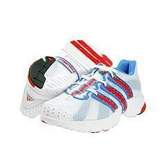 adidas Running Adios LiteStrike W White/Light Blue/Alarm